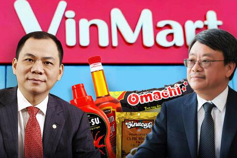 """Cú """"bắt tay"""" chuyển giao VinMart giữa hai tỷ phú USD đã tiến hành tới đâu?"""