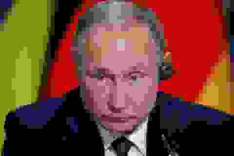 Tổng thống Putin tức giận khi Nga bị cấm thi đấu World Cup, Olympic
