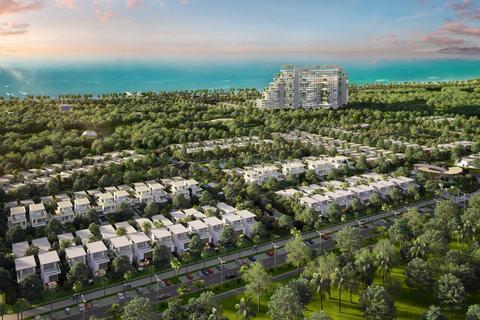 Hồ Tràm - Bình Châu nhộn nhịp bất động sản nghỉ dưỡng ngày cuối năm