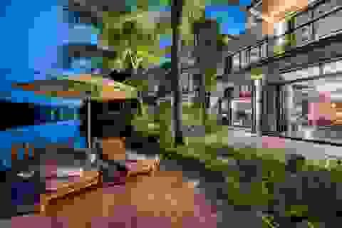 Không gian sống xanh đẳng cấp của biệt thự đảo Ecopark
