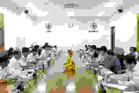 Thỏa thuận các dự án lưới điện giữa EVNNPT với EVNSPC và EVNHCMC