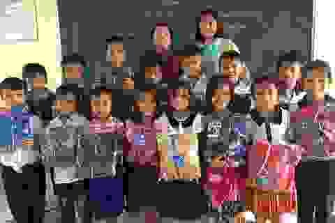Cô giáo trẻ trăn trở vì học trò nghèo vẫn chưa có áo ấm mùa đông