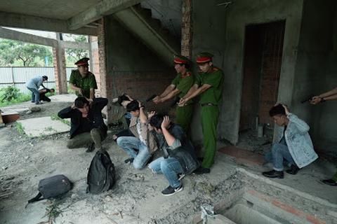 Nanh Thép : Điểm nhấn mới cho phim hành động Việt