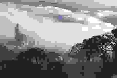 """Vẻ đẹp của """"đỉnh núi bạc"""" Fansipan trong mùa đông"""