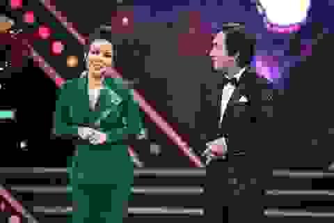 """NSƯT Kim Tử Long bị Việt Hương """"phàn nàn"""" trên sóng truyền hình"""