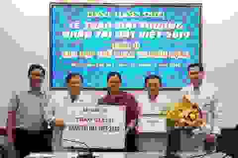 Bệnh viện Chợ Rẫy tặng từ thiện toàn bộ phần thưởng Nhân tài Đất Việt