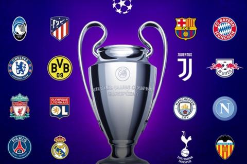Xác định xong 16 đội bóng giành vé vào vòng 1/8 Champions League