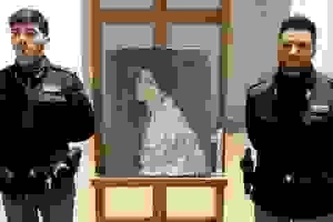 Tìm thấy tranh nghệ thuật 66 triệu USD sau hơn 20 năm bị đánh cắp