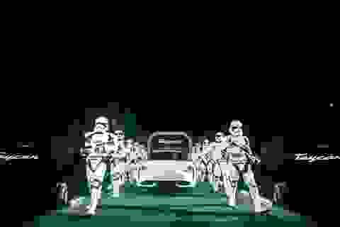 Thanh Hằng, Trọng Hiếu tham dự buổi ra mắt khu vực Châu Á - Thái Bình Dương của dòng xe thuần điện Porsche Taycan