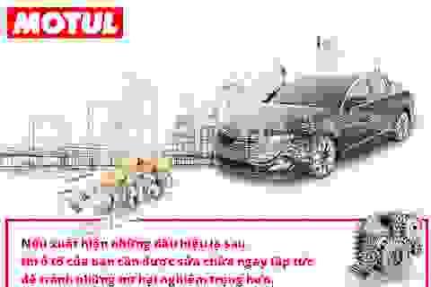 Những dấu hiệu lạ báo hiệu ô tô đang gặp rắc rối
