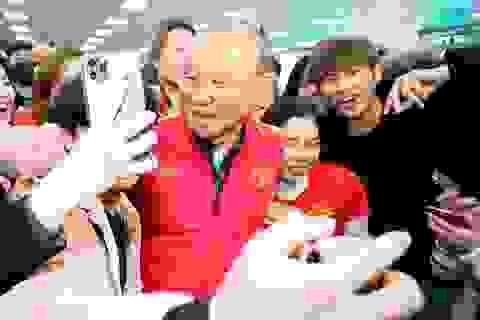 HLV Park Hang Seo được so sánh với các huyền thoại thể thao Hàn Quốc