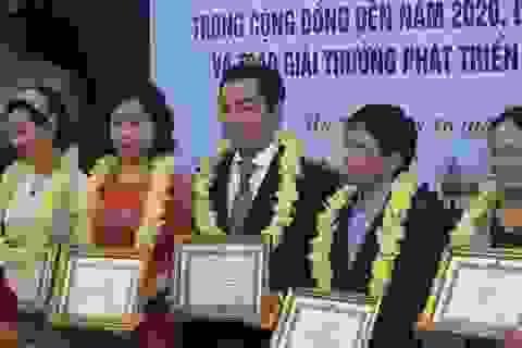 First News nhận giải thưởng vì thành tích xuất sắc trong phát triển văn hoá đọc