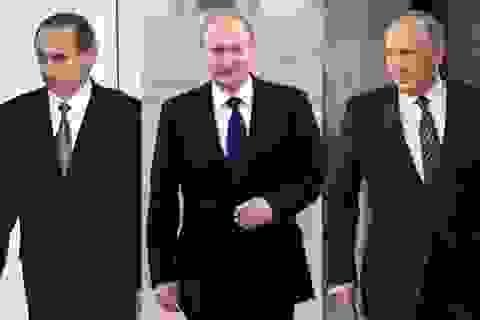 """""""Tượng đài"""" Putin trong 20 năm lãnh đạo nước Nga"""