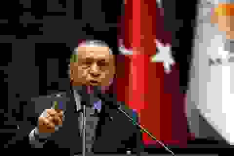 Thổ Nhĩ Kỳ dọa đóng cửa cơ sở nghi Mỹ đặt 50 bom hạt nhân