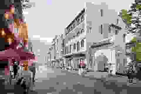Giải mã sức hút của nhà phố thương mại Sun Plaza Cau May