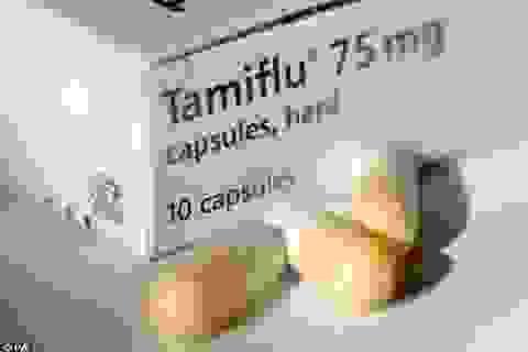 Mắc cúm, khi nào cần dùng Tamiflu?