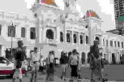 """Thành phố Hồ Chí Minh là điểm đến lý tưởng nhất để """"gõ cửa"""" năm 2020"""