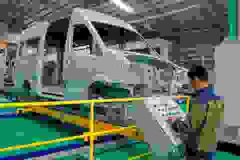 Quảng Nam hụt thu hàng trăm tỉ đồng do tiêu thụ ô tô khó khăn