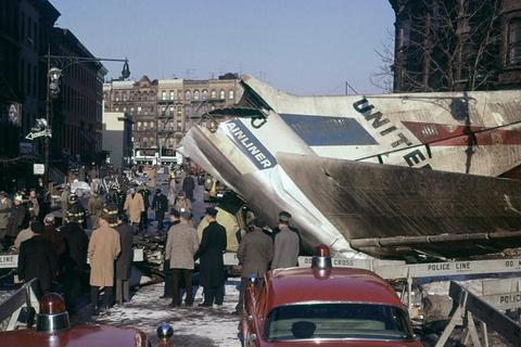 59 năm vụ hai máy bay đâm nhau thảm khốc trên bầu trời New York
