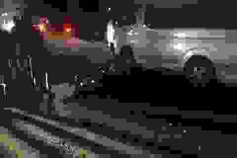 Va chạm với ô tô, một sĩ quan quân đội tử vong