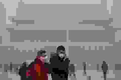 """Bắc Kinh vật lộn thoát mác """"thủ đô ô nhiễm toàn cầu"""""""