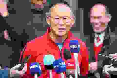 HLV Park Hang Seo đặt mục tiêu khiêm tốn tại giải U23 châu Á