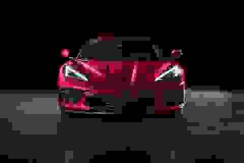 """Hai tháng nữa mới sản xuất nhưng Corvette C8 đã """"hết hàng"""""""