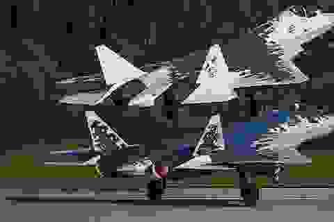 """Nga bất ngờ đưa """"bóng ma bầu trời"""" Su-57 trở lại Syria"""
