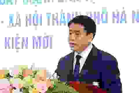 Ông Nguyễn Đức Chung: Hà Nội đã đúc rút cho mình nhiều bài học đắt giá