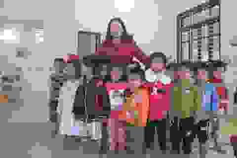Cô giáo Vân Kiều tự nguyện hiến đất xây trường mầm non