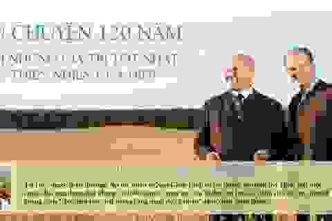 Câu chuyện 120 năm đi tìm những giá trị tốt nhất từ thiên nhiên của HiPP - Từ đồng ruộng hữu cơ tới bàn ăn của trẻ