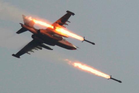 """Nga - Syria không kích dữ dội phiến quân tại """"chảo lửa"""" Idlib"""