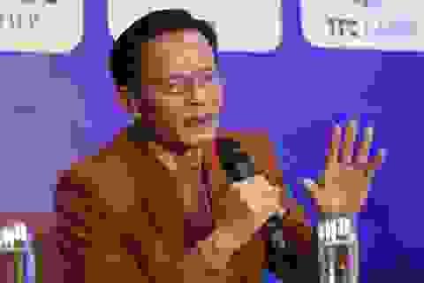 Chuyên gia Lê Xuân Nghĩa: Ở Việt Nam, không cho vay bất động sản thì cho cái gì vay?