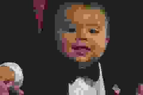 Cậu bé 7 tháng tuổi trở thành thị trưởng danh dự trẻ nhất nước Mỹ