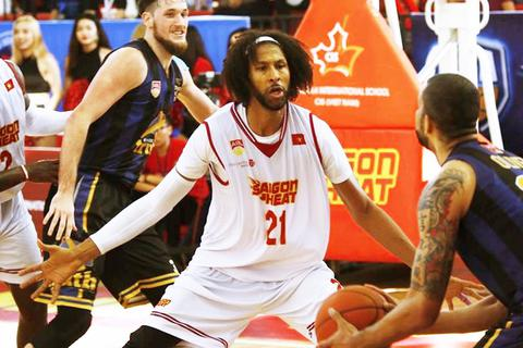 Sài Gòn Heat muốn chinh phục giải bóng rổ nhà nghề Đông Nam Á