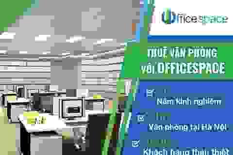 """Thuê văn phòng không còn là """"nỗi lo"""" với dịch vụ của Officespace.vn"""