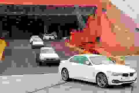 Nhập khẩu ôtô bất ngờ giảm mạnh