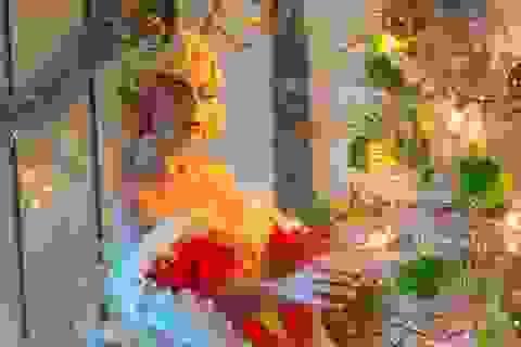 Katy Perry tưng bừng đón giáng sinh