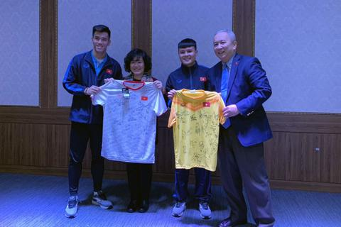 Hồi phục thần kỳ, Quang Hải sắp tập lại cùng U23 Việt Nam