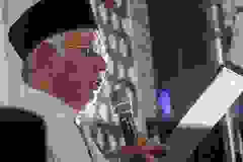 """Cựu Thủ tướng Malaysia làm lễ """"thề độc"""" bác tin ra lệnh giết người"""