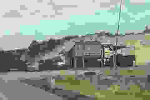 Hàng loạt doanh nghiệp, cá nhân ngang nhiên đấu nối trái phép vào quốc lộ 1A
