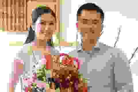 Độc quyền: Lộ hình ảnh nghi Hoa hậu Ngọc Hân đã bí mật làm lễ dạm ngõ