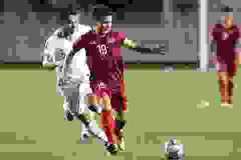 Chấn thương tại SEA Games, Quang Hải vẫn sáng cửa giành Quả bóng vàng Việt Nam