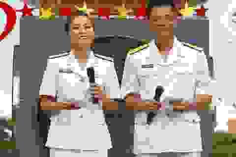 """Những kỷ niệm xúc động với Trường Sa và người lính của 3 MC  """"Chúng tôi là chiến sĩ"""""""
