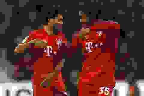 Bùng nổ ở phút cuối, Bayern Munich đánh bại Wolfsburg