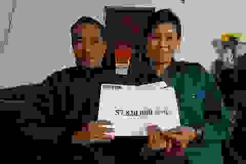 Bạn đọc Dân trí giúp đỡ anh Khả bị suy thận gần 60 triệu đồng