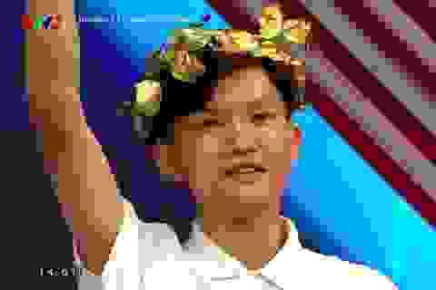 Nam sinh Đắk Lắk không có đối thủ ở cuộc thi tuần Olympia