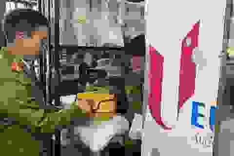 Hàng nghìn túi xách giả mạo hàng hiệu tại cơ sở kinh doanh online
