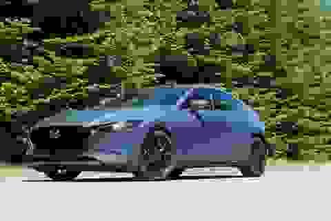 Hàng chục ngàn xe Mazda3 bị lỗi phanh khẩn cấp