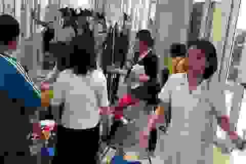 Hàng chục trẻ mầm non nhập viện nghi ngộ độc thực phẩm